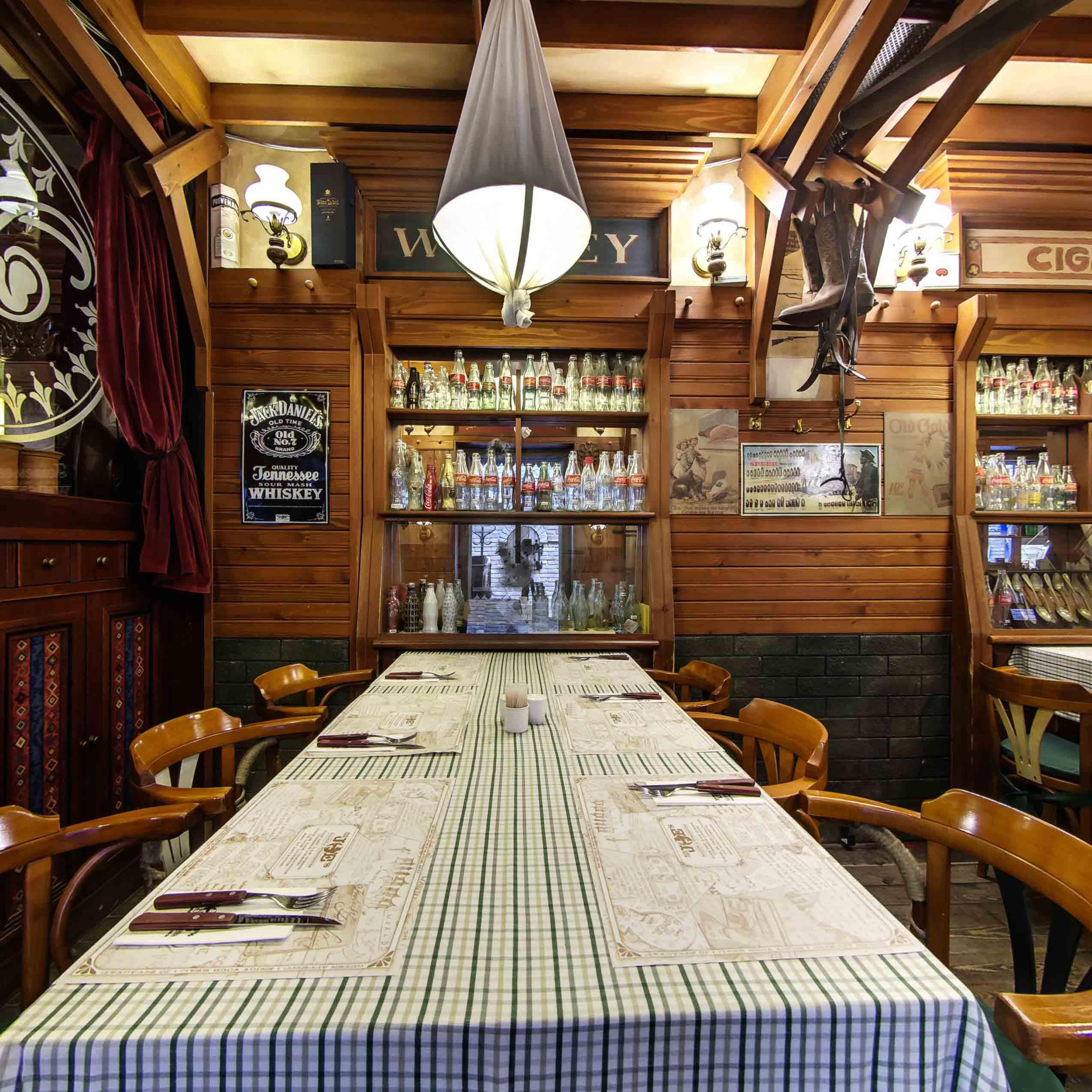 Papa Joe's Saloon & Steakhouse Soproni étterem